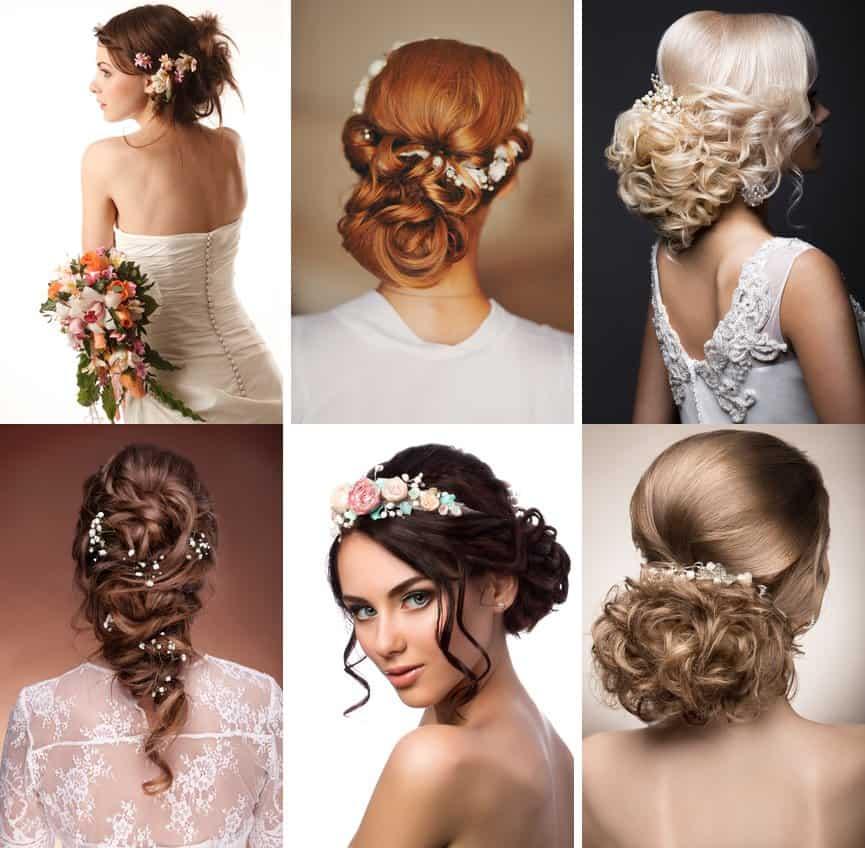 Ideas Para Bodas Mejores Peinados Pelo Corto Calle Habana - Peinas-para-bodas