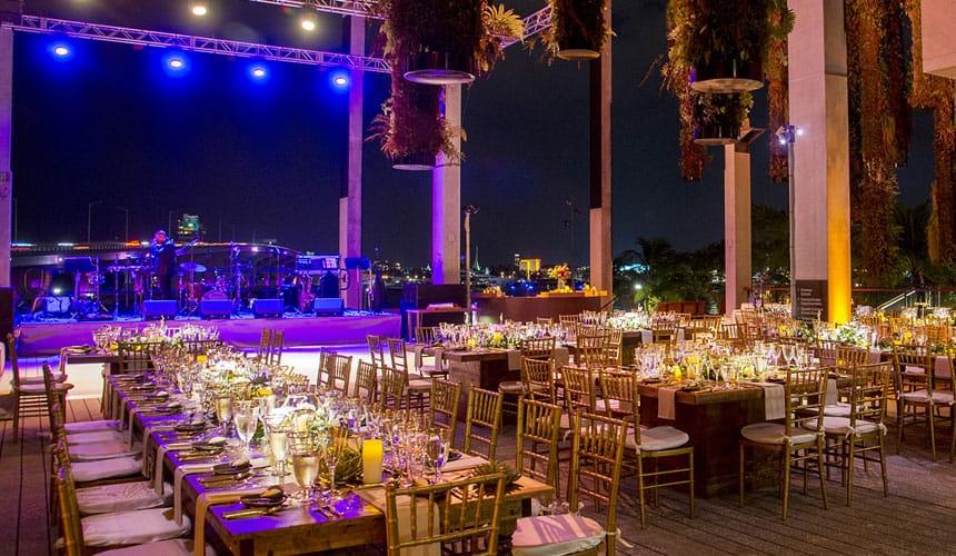 organización boda de lujo