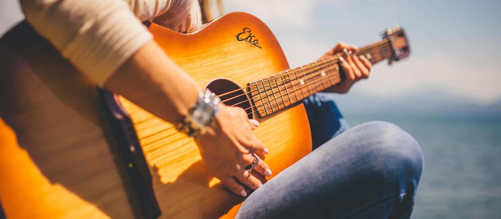Guitarra bossa nova
