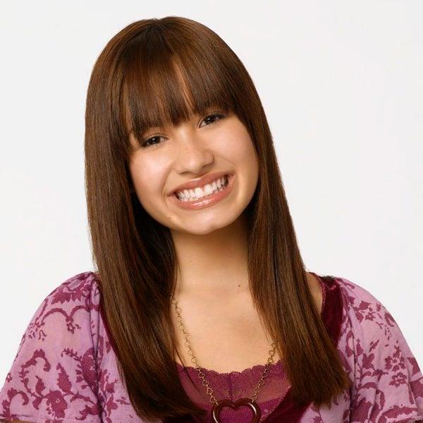 Demi Lovato Chica Disney