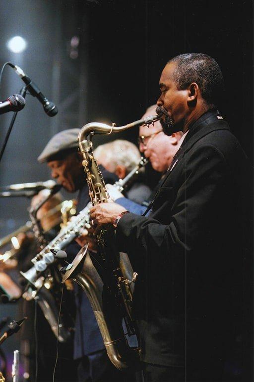 Saxofonista Buena Vista Social Club