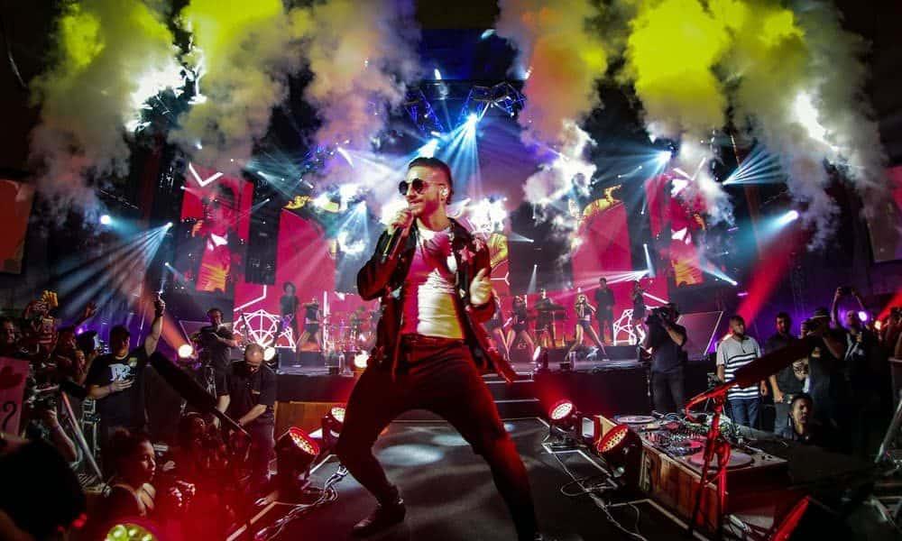 Música de reggaetón