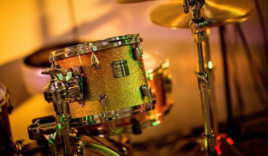 Drums close up
