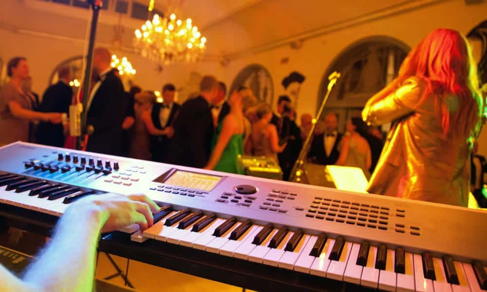 Grupos musicales para fiestas