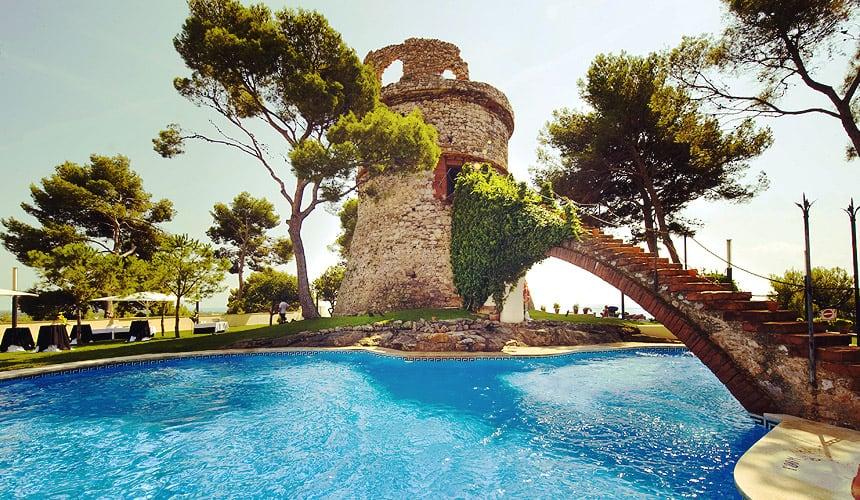 Hotel Don Jaime Castelldefels