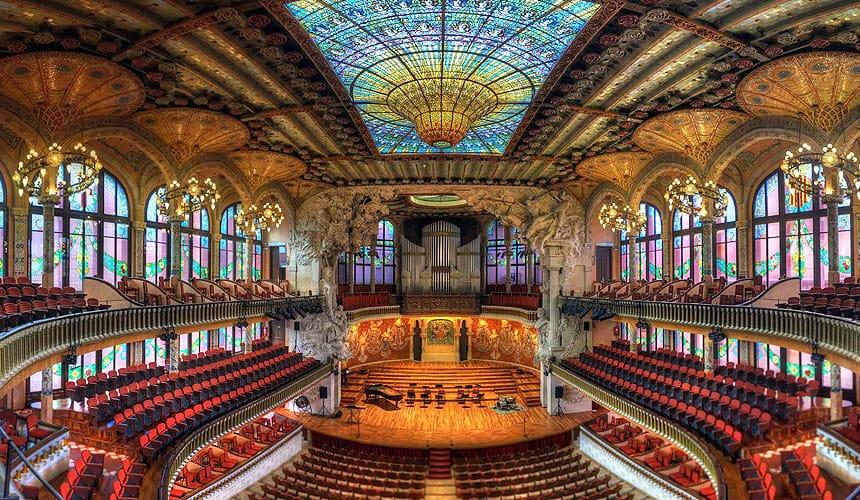 Palau de la Música Catalonia