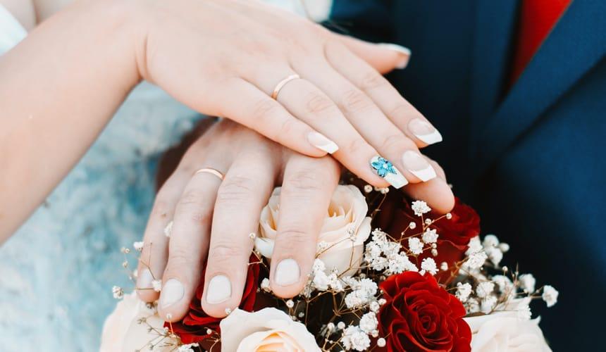 wedding rings in spanish wedding