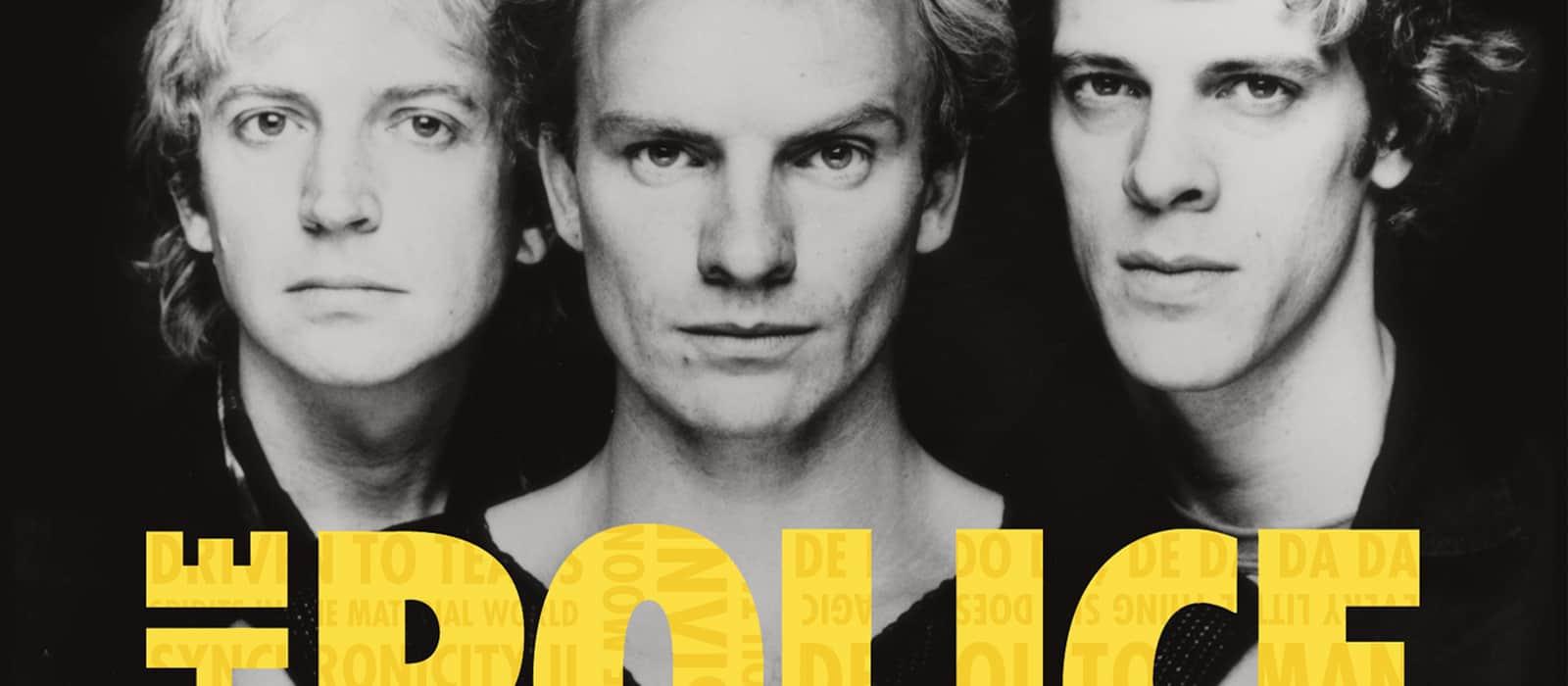 música de los 80 The Police