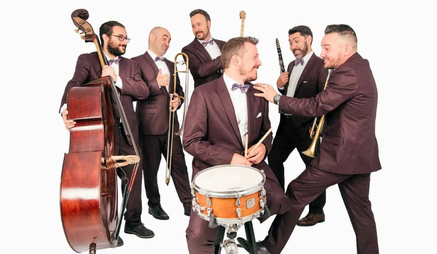 Spanish bands for wedding